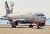 VQ-BHL - Aeroflot Airbus A320 aircraft