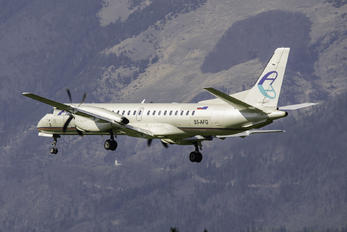 S5-AFG - Adria Airways SAAB 2000