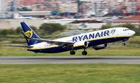 EI-FTS - Ryanair Boeing 737-8AS aircraft