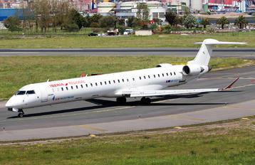 9H-LOJ - Medavia Canadair CL-600 CRJ-1000
