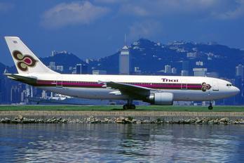 HS-TAD - Thai Airways Airbus A300