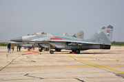 18201 - Serbia - Air Force Mikoyan-Gurevich MiG-29S aircraft