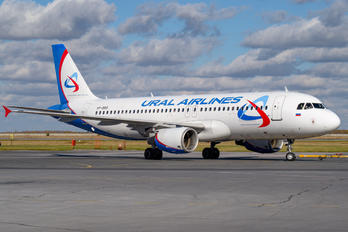 VP-BBQ - Ural Airlines Airbus A320