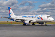 VP-BBQ - Ural Airlines Airbus A320 aircraft