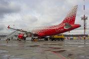 VP-BBU - Rossiya Airbus A319 aircraft