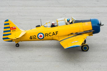 C-FVMG - Canadian Warplane Heritage Canadian Car & Foundry Harvard