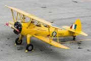 C-FAIU - Canadian Warplane Heritage Boeing Stearman, Kaydet (all models) aircraft