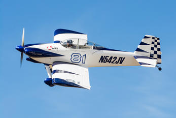 N542V - Private Vans RV-4