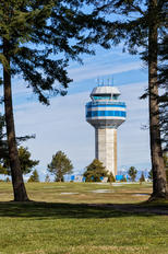 CYQQ - - Airport Overview - Airport Overview - Control Tower