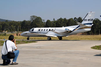 PR-MGB - Private Cessna 550 Citation Bravo
