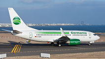 D-AGEN - Germania Boeing 737-700 aircraft