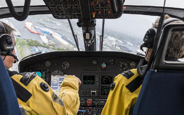 PH-EUB - CHC Netherlands Eurocopter EC155 Dauphin (all models)