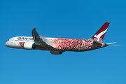 VH-ZND - QANTAS Boeing 787-9 Dreamliner aircraft