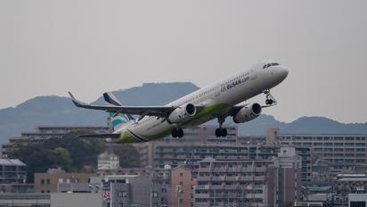 B-6742 - Air Busan Airbus A321
