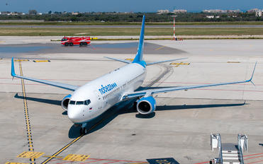 VP-BQC - Pobeda Boeing 737-800
