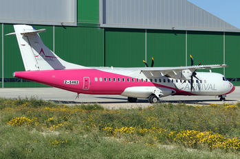 2-SWKE - Carnival Airlines ATR 72 (all models)