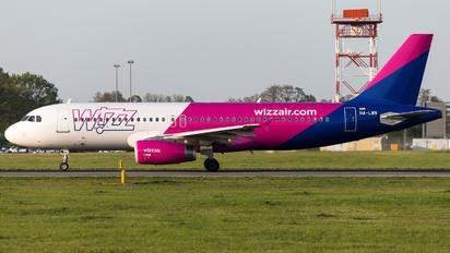 HA-LWN - Wizz Air Airbus A320