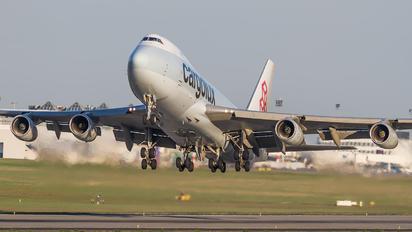 LX-ICL - Cargolux Boeing 747-400F, ERF