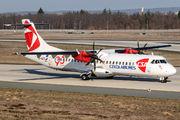 OK-GFQ - CSA - Czech Airlines ATR 72 (all models) aircraft