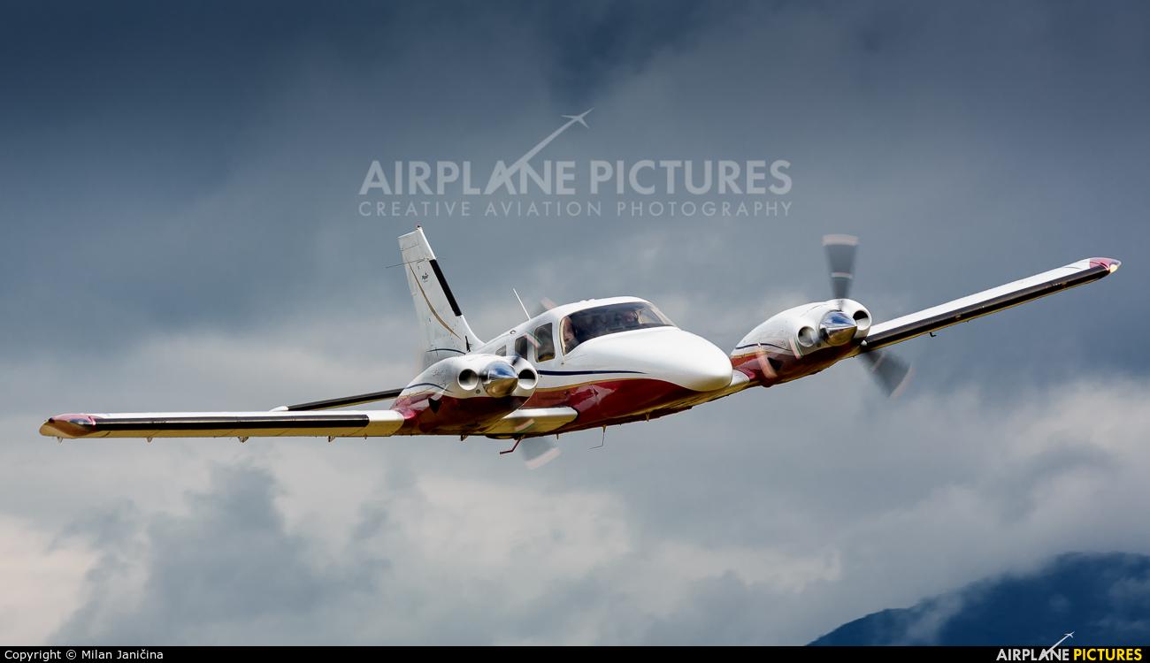 Private OK-INC aircraft at Dubnica nad Vahom - Slavnica