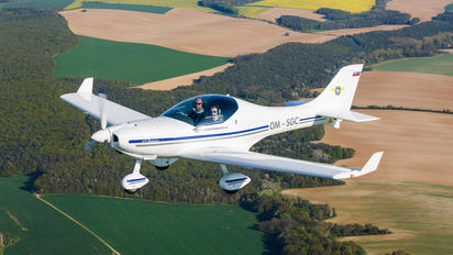 OM-SGC - Aeroklub Martin Aerospol WT9 Dynamic