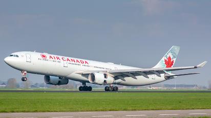 G-GHKR - Air Canada Airbus A330-300