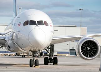 C-GUDH - WestJet Airlines Boeing 787-9 Dreamliner