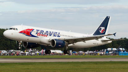 TS-INP - Travel Service Airbus A320