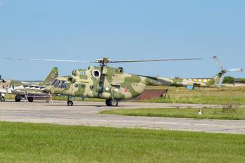 RF-95608 - Russia - Air Force Mil Mi-8AMTSh-1