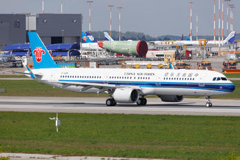 B-306K - China Southern Airlines Airbus A321 NEO
