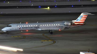 N776SK - American Eagle Bombardier CRJ-700