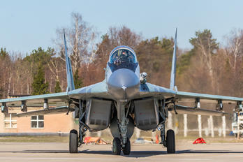 RF-90857 - Russia - Air Force Mikoyan-Gurevich MiG-29SMT