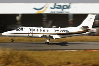 PR-FEP -  Cessna 550 Citation Bravo