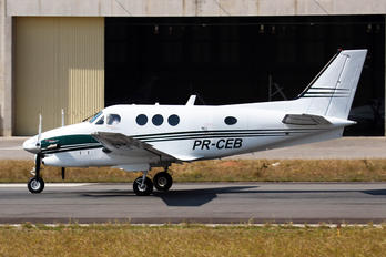 PR-CEB - Private Beechcraft 100 King Air