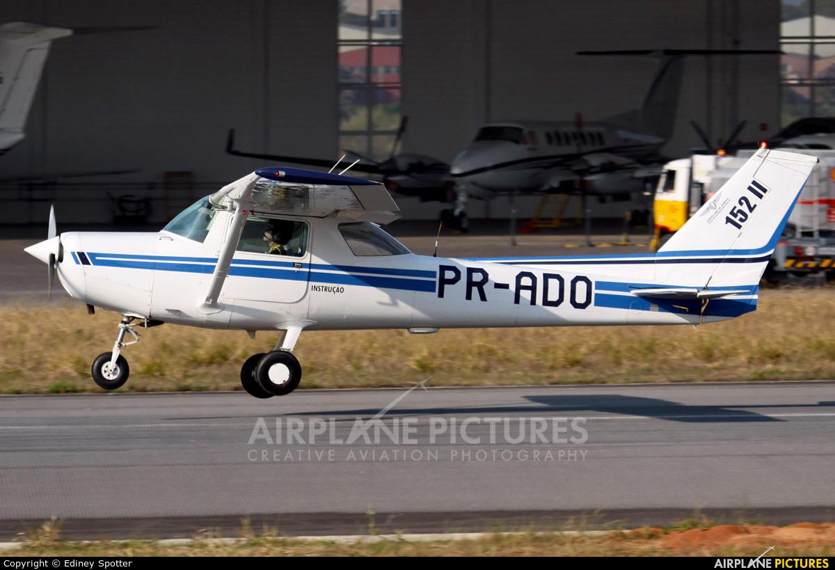 EJ Escola de Aeronáutica PR-ADO aircraft at Jundiaí, SP