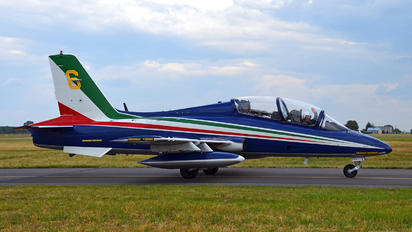 "MM54538 - Italy - Air Force ""Frecce Tricolori"" Aermacchi MB-339A"