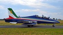 "MM54538 - Italy - Air Force ""Frecce Tricolori"" Aermacchi MB-339A aircraft"