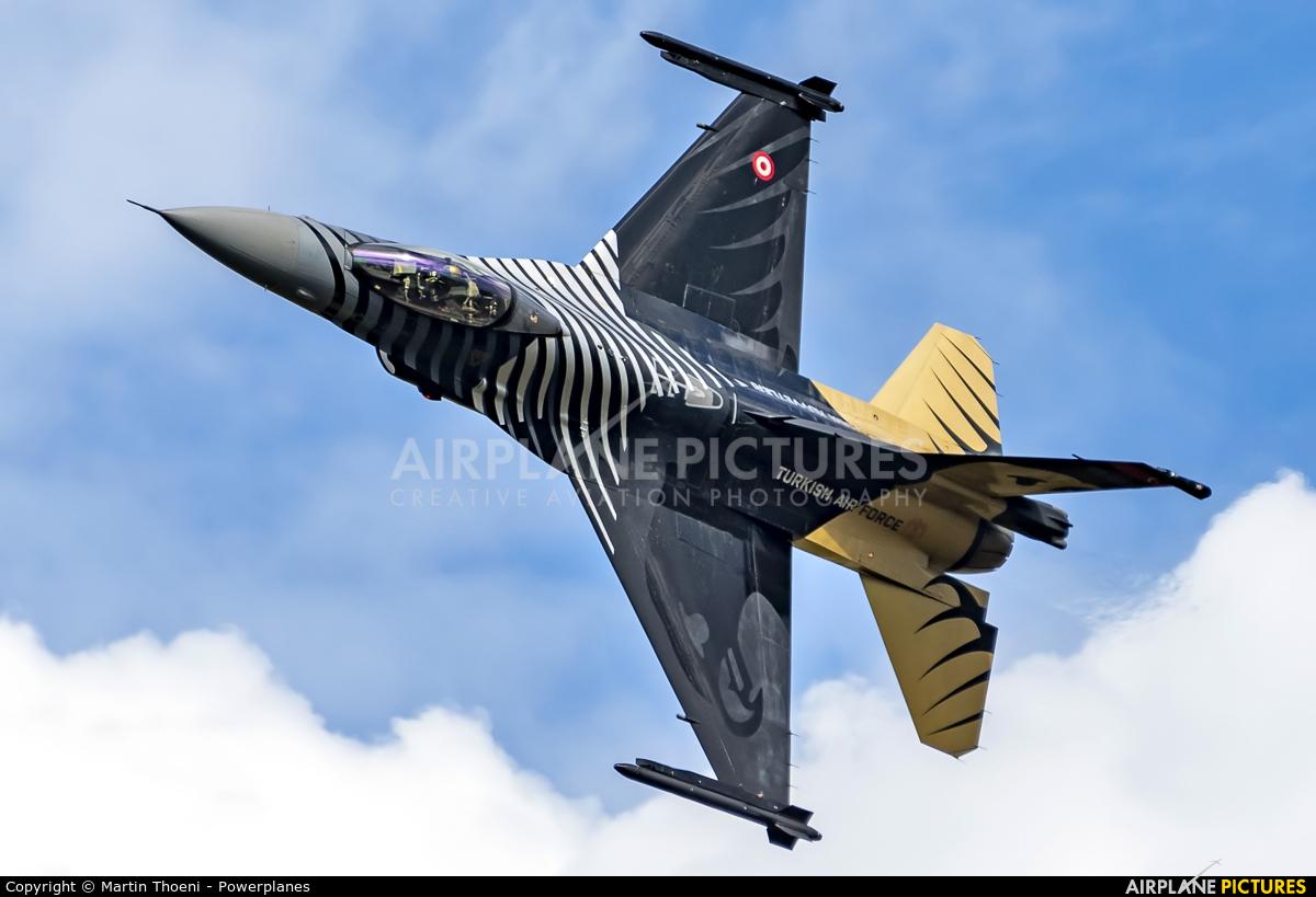Turkey - Air Force 88-0029 aircraft at Leopoldsburg - Beverlo