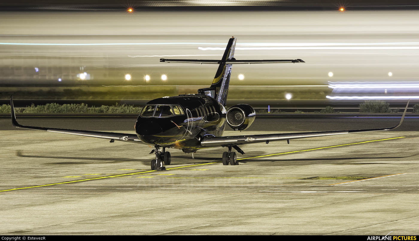 Private OY-JBJ aircraft at Tenerife Sur - Reina Sofia
