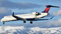 N809SK - Delta Connection - SkyWest Airlines Bombardier CRJ 900ER aircraft