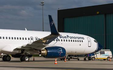 9H-FSJ - Blue Panorama Airlines Boeing 737-86J