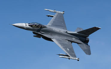 91-0340 - USA - Air Force General Dynamics F-16C Fighting Falcon