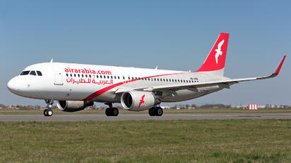 A6-AOW - Air Arabia Airbus A320