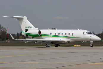 M-MDMH - Herrenknecht Aviation Embraer EMB-550 Legacy 500