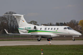D-CHMD - Herrenknecht Aviation Embraer EMB-505 Phenom 300