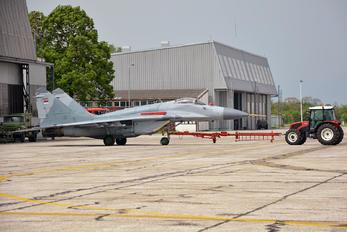18201 - Serbia - Air Force Mikoyan-Gurevich MiG-29S