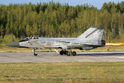 12 RED - Russia - Air Force Mikoyan-Gurevich MiG-31 (all models) aircraft