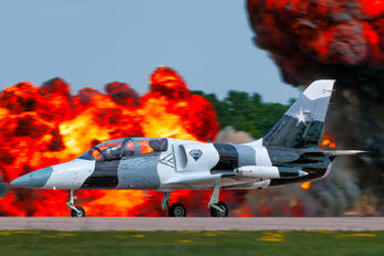 N135EM - Black Diamond Jet Team Aero L-39 Albatros
