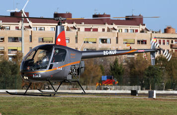 EC-KUF - Private Robinson R22