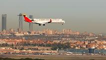 EC-MXA - Air Nostrum - Iberia Regional Bombardier CRJ-1000NextGen aircraft